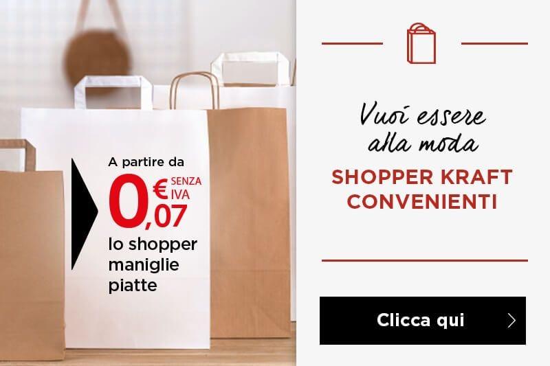 Shopper kraft convenienti