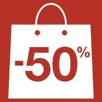Imballaggi a -50%