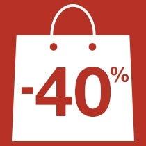 Imballaggi a -40%