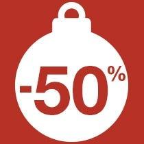 Decorazione a -50%