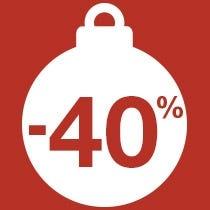 Decorazione a -40%