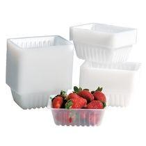 Vaschette e contenitori per alimenti