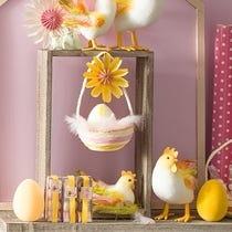 Decorazione Pasqua Arcobaleno