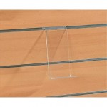 Espositore inclinato per dogato Dim.100 x 200 mm