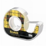 Nastro biadesivo Scotch  Dim: 6,3m x 12mm