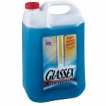 Pulivetri Glassex professionale 5l