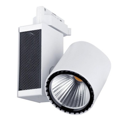 Spot led/binario 3  accensioni 35W 2200lm-Lampadine